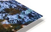 Valnontey torrent, Gran Paradiso National Park; Italy HD Metal print