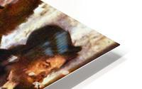 Absinthe Drinkers by Degas HD Metal print