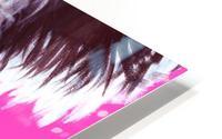Marie Antoinette inspired art HD Metal print
