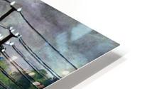 Malakoff by Henri Rousseau HD Metal print