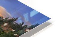 Lake Matheson HD Metal print