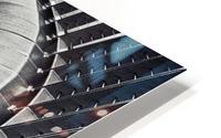 circulation HD Metal print