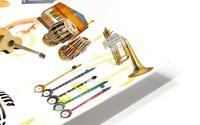 Art229 Impression metal HD