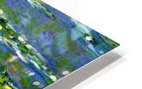 Water Lilies by Monet HD Metal print