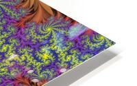 Abstract Design HD Metal print