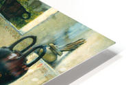 Pottery Painting by Alma-Tadema HD Metal print