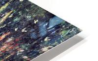 Gladiolas by Monet HD Metal print