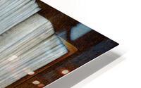 harp HD Metal print