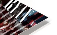 Matt Ryan Design HD Metal print
