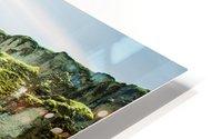Green Canyon HD Metal print