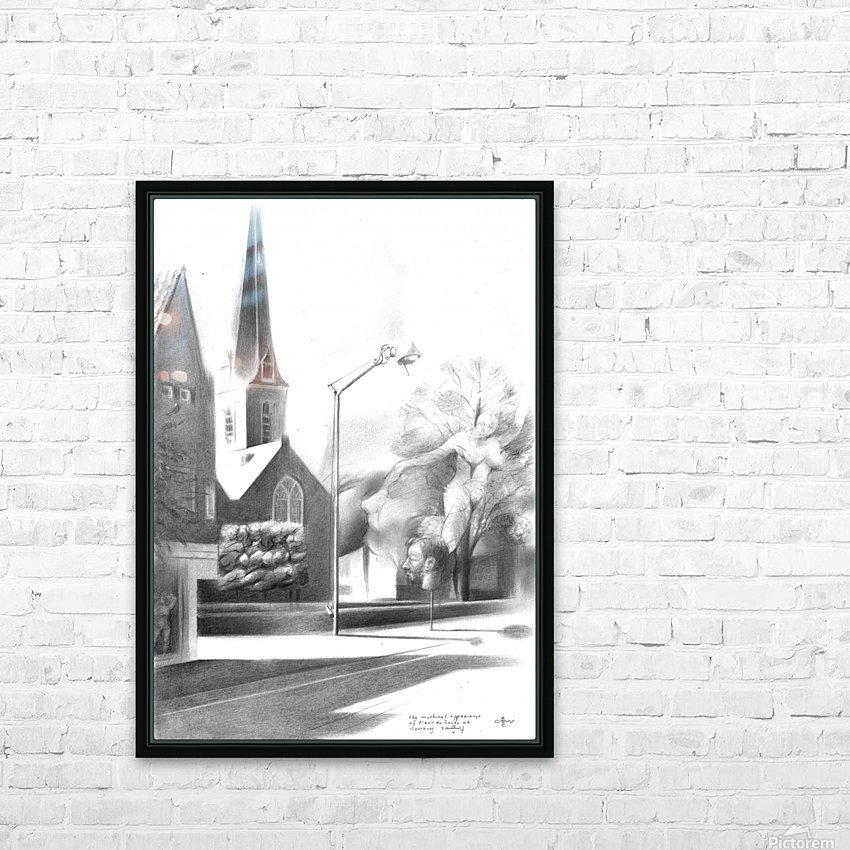 The mythical appearance of Alexis de Roode at Voorburg - 15-05-17  HD Sublimation Metal print with Decorating Float Frame (BOX)