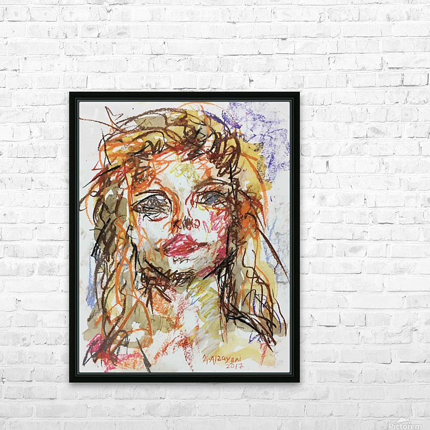BElanna_32x41cm HD Sublimation Metal print with Decorating Float Frame (BOX)