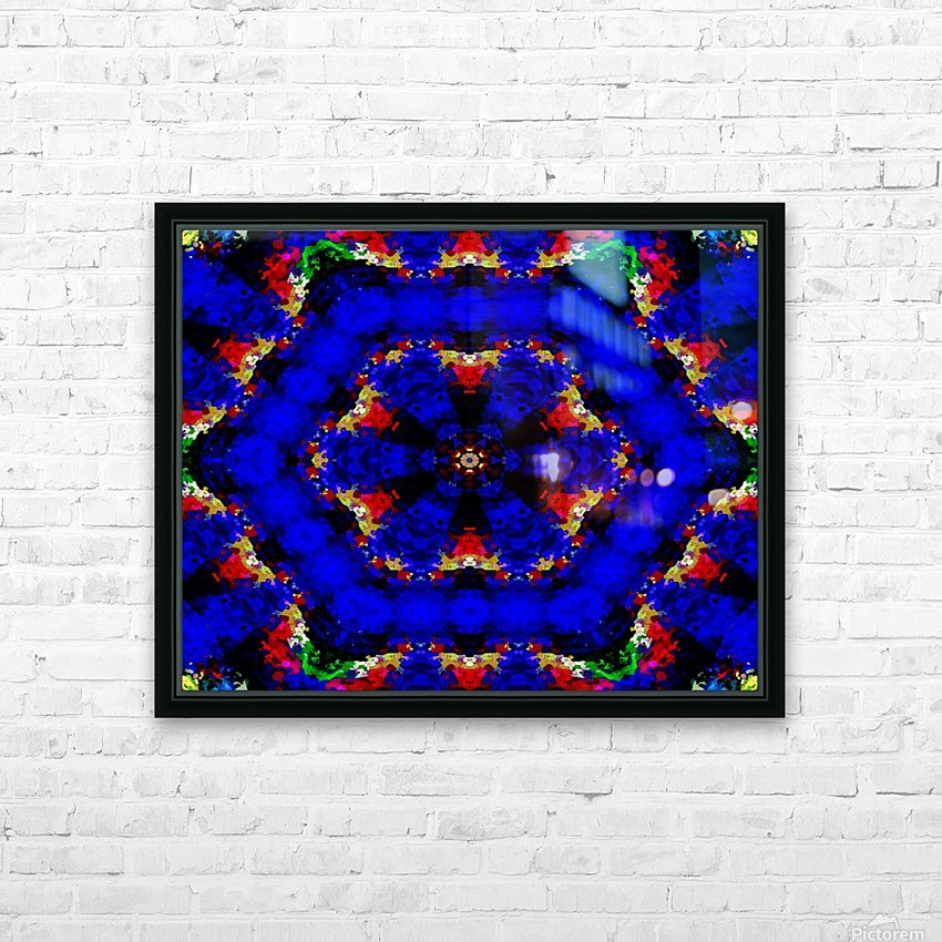 cinmangri HD Sublimation Metal print with Decorating Float Frame (BOX)