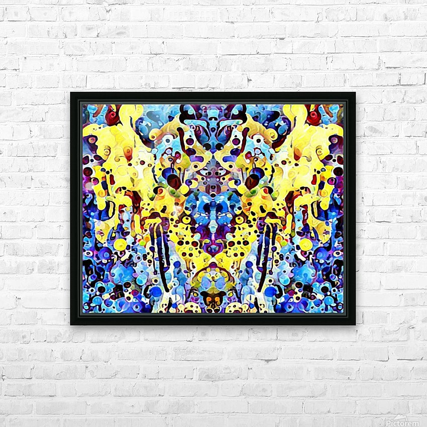 grandrey HD Sublimation Metal print with Decorating Float Frame (BOX)