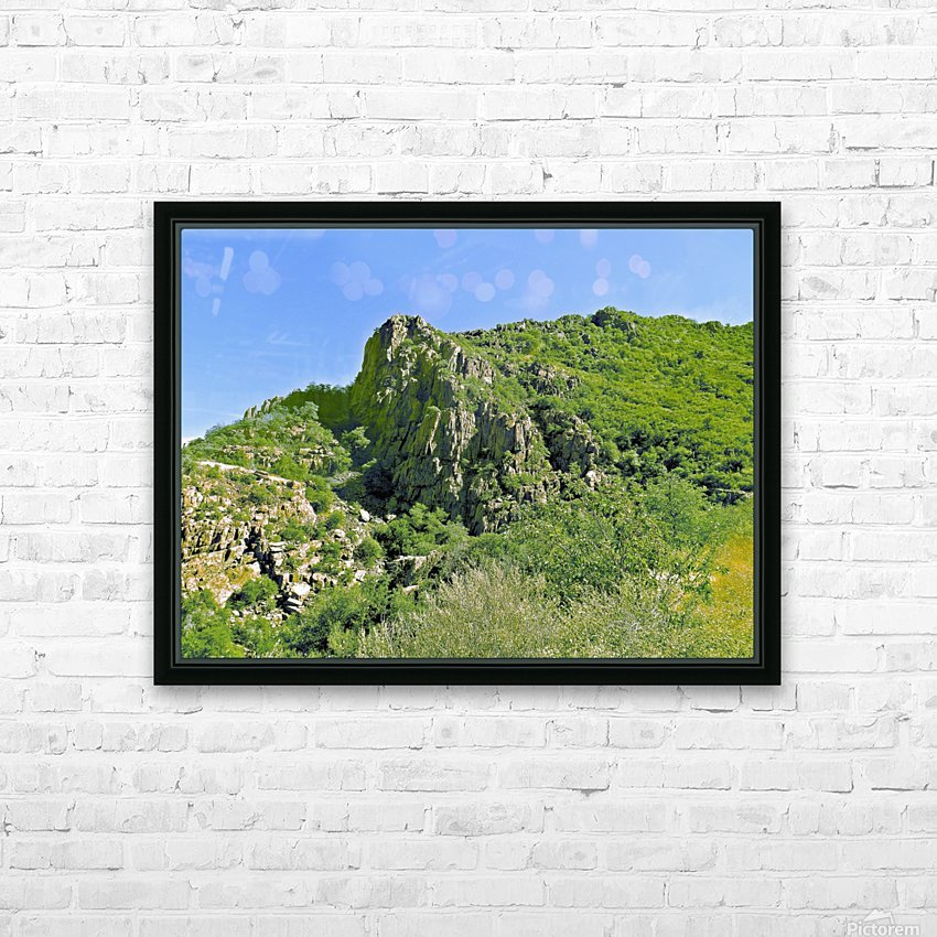 Jerome-3 HD Sublimation Metal print with Decorating Float Frame (BOX)