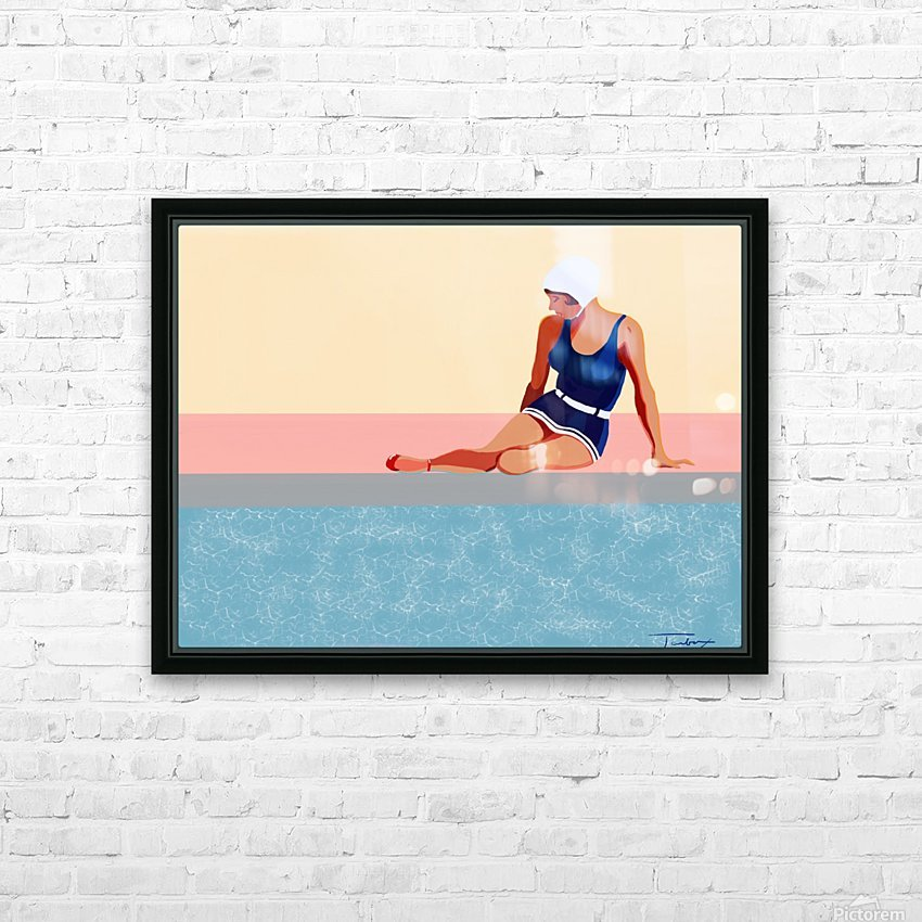 IMG_0098 HD Sublimation Metal print with Decorating Float Frame (BOX)