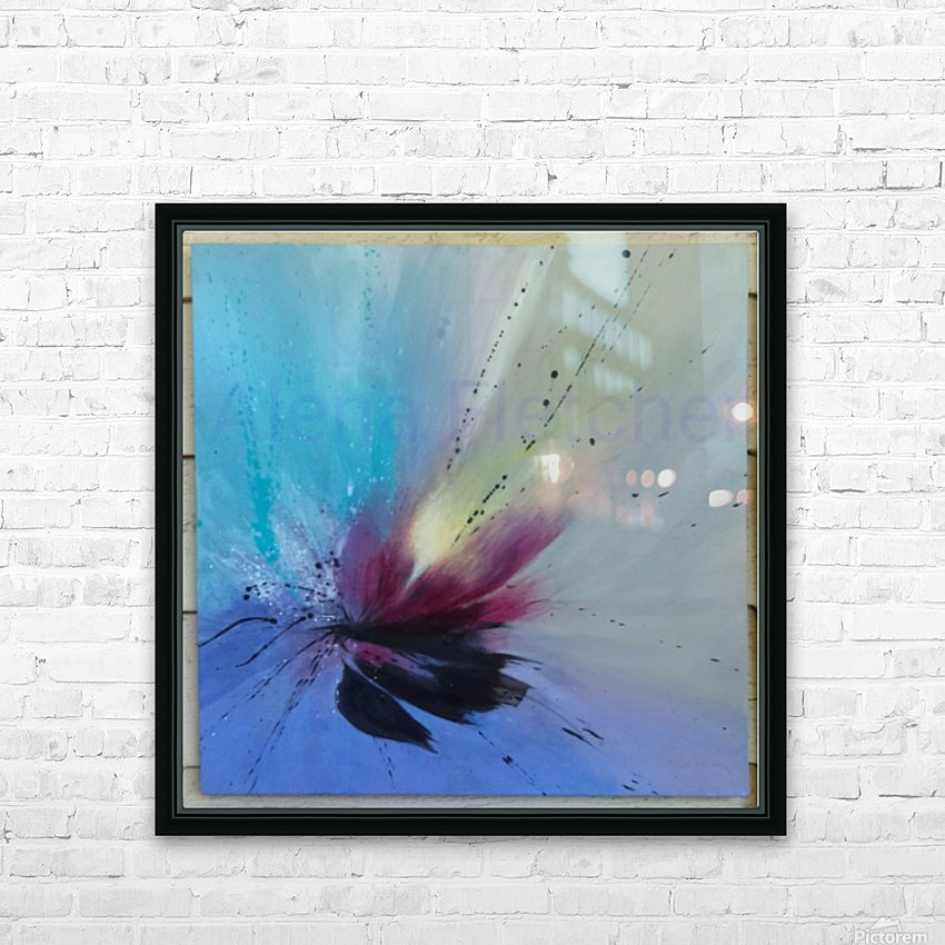 Art Of Attraction HD Sublimation Metal print with Decorating Float Frame (BOX)