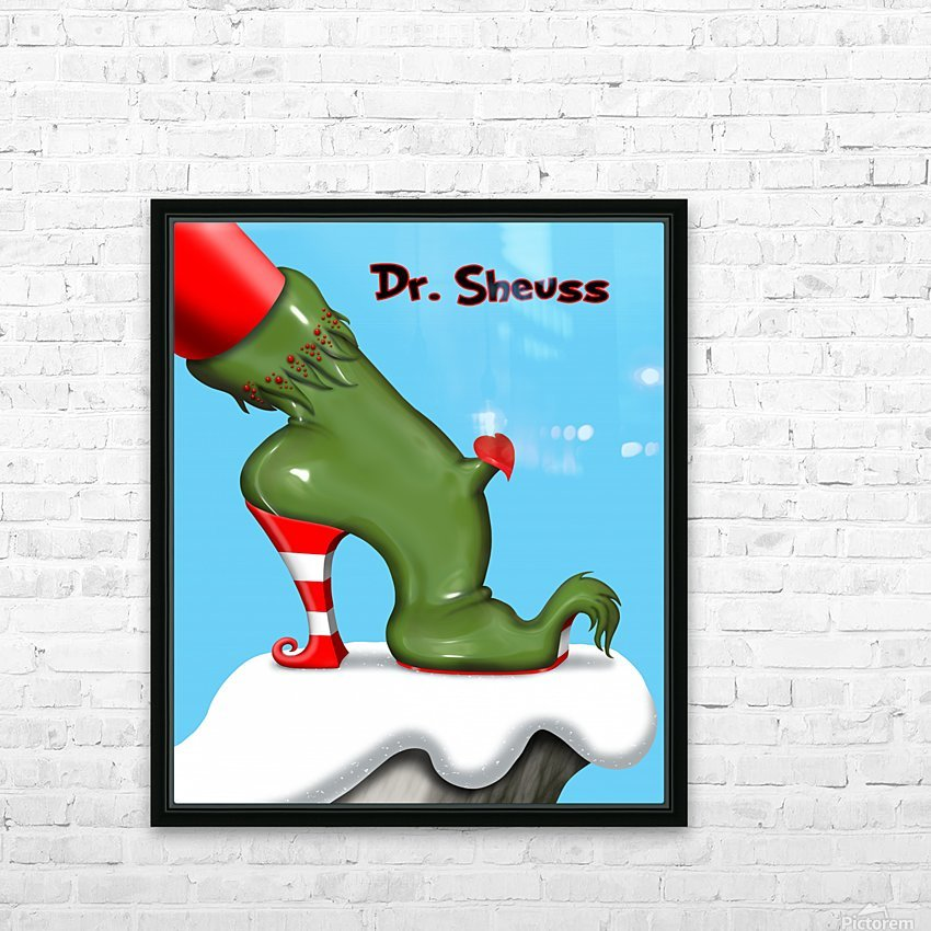 dr_sheuss_36in HD Sublimation Metal print with Decorating Float Frame (BOX)