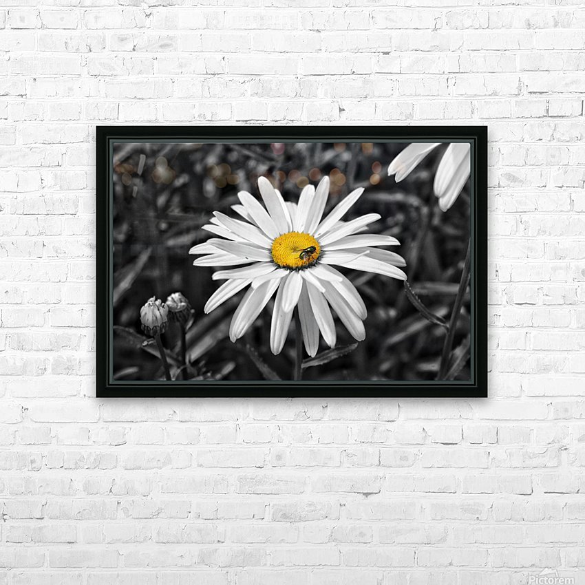 The Fly HD Sublimation Metal print with Decorating Float Frame (BOX)
