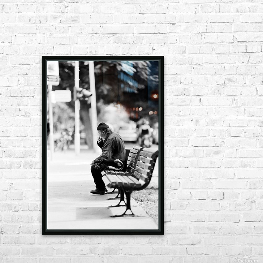 29940006 HD Sublimation Metal print with Decorating Float Frame (BOX)