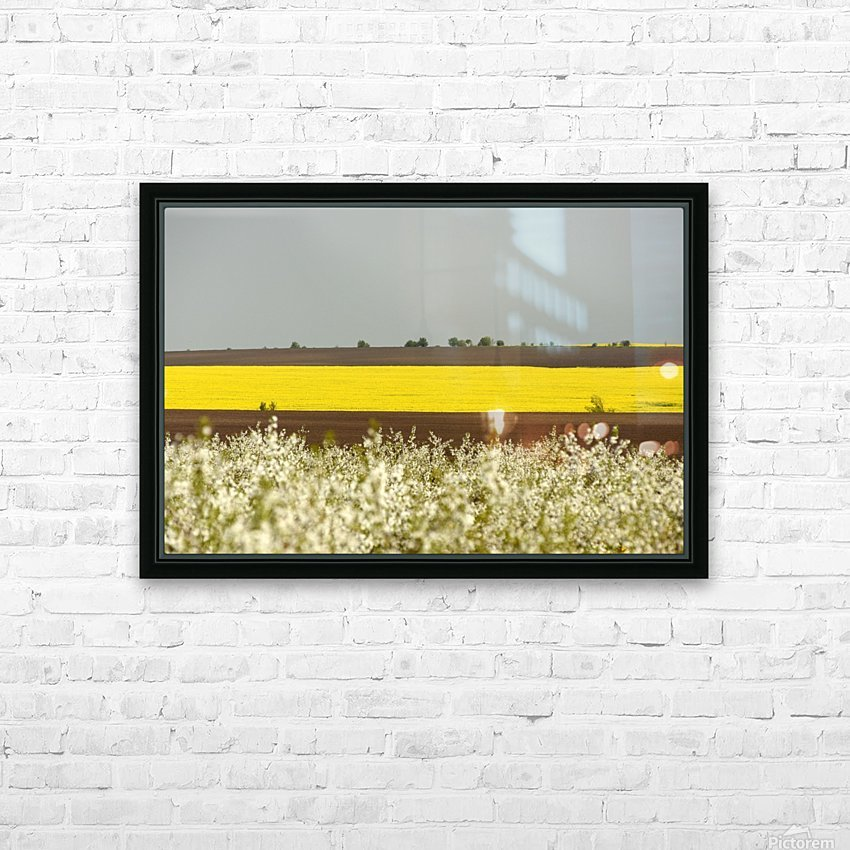 Terra Galicia - 45 HD Sublimation Metal print with Decorating Float Frame (BOX)