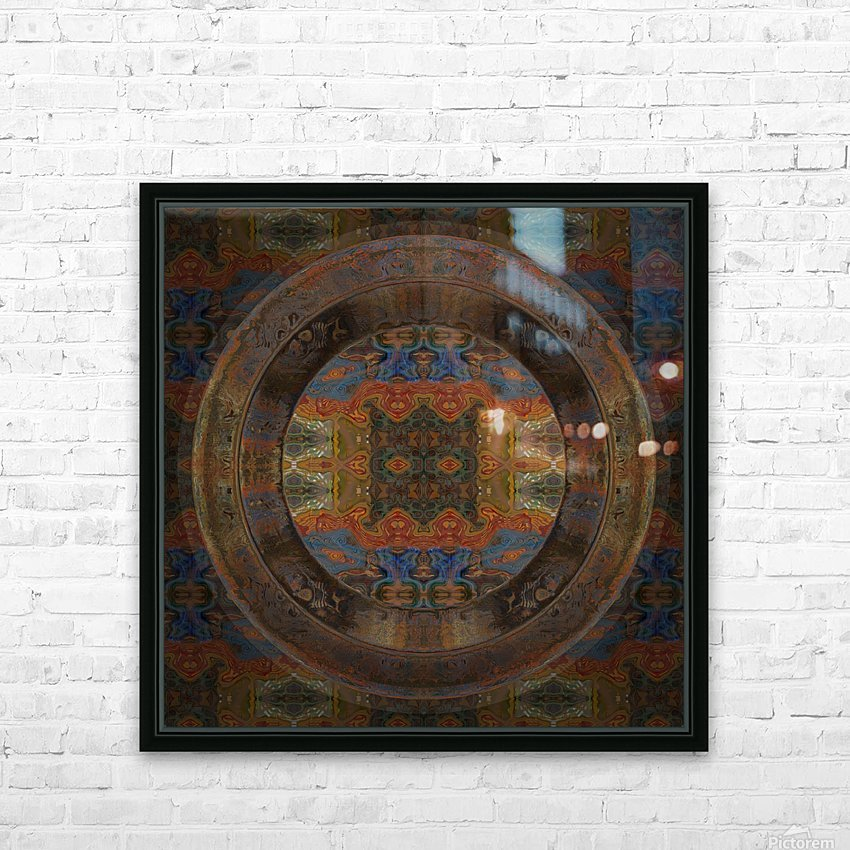 Orin's Belt HD Sublimation Metal print with Decorating Float Frame (BOX)