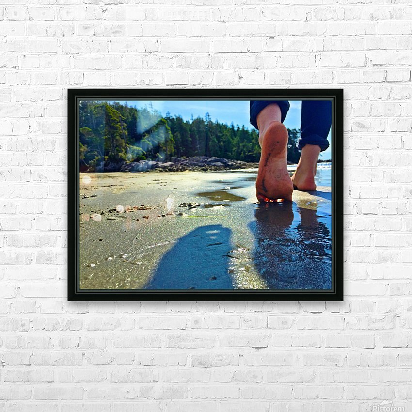 tofino HD Sublimation Metal print with Decorating Float Frame (BOX)