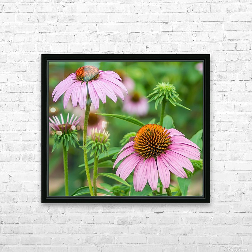 Springtime Once More HD sublimation métal imprimé avec décoration flotteur cadre (boîte)