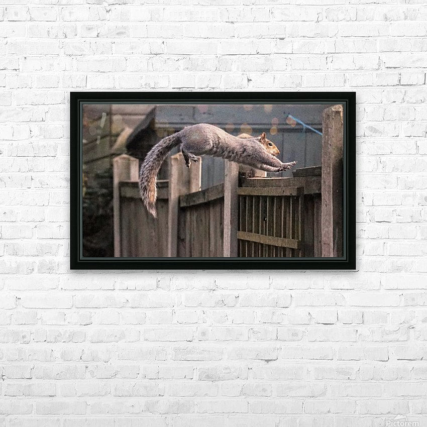 Contact HD Sublimation Metal print with Decorating Float Frame (BOX)