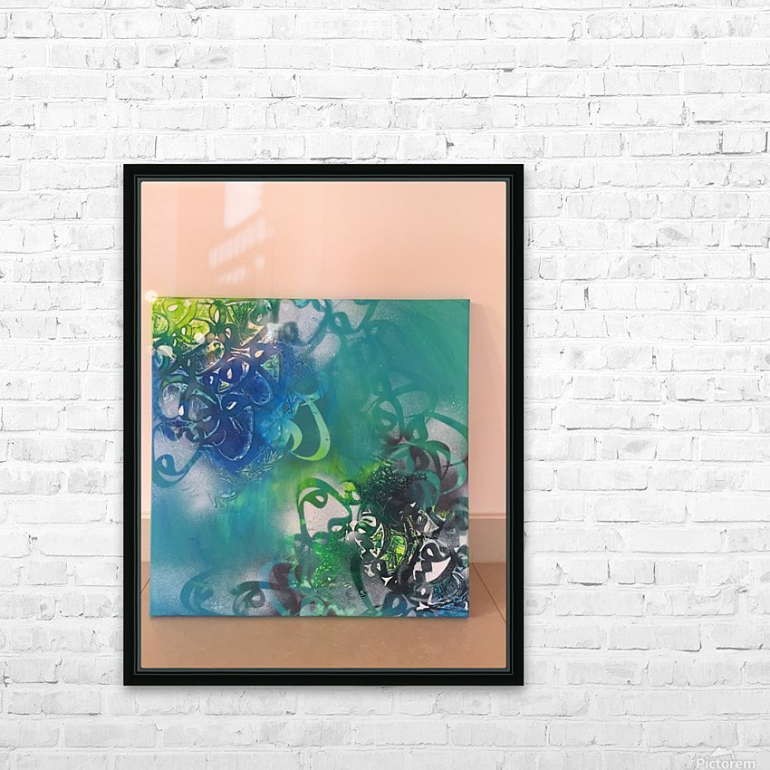IMG_4676 HD Sublimation Metal print with Decorating Float Frame (BOX)