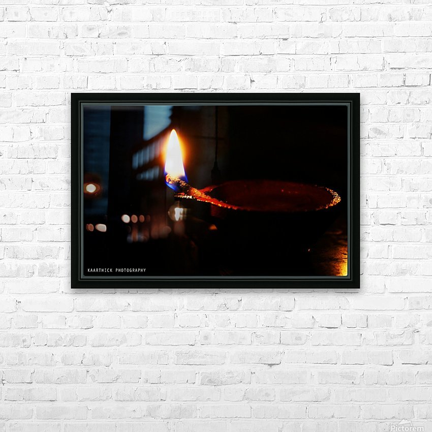 IMG_5692 HD Sublimation Metal print with Decorating Float Frame (BOX)