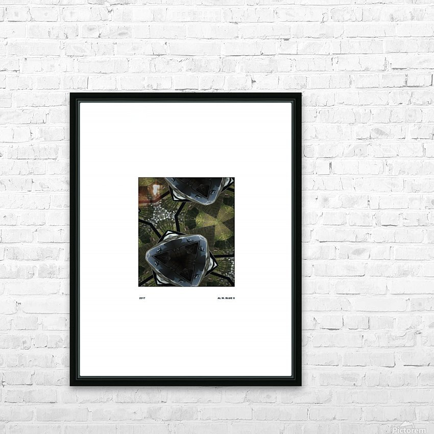 BLUEPHOTOSFORSALE 059 HD Sublimation Metal print with Decorating Float Frame (BOX)