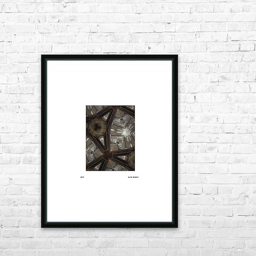 BLUEPHOTOSFORSALE 045 HD sublimation métal imprimé avec décoration flotteur cadre (boîte)