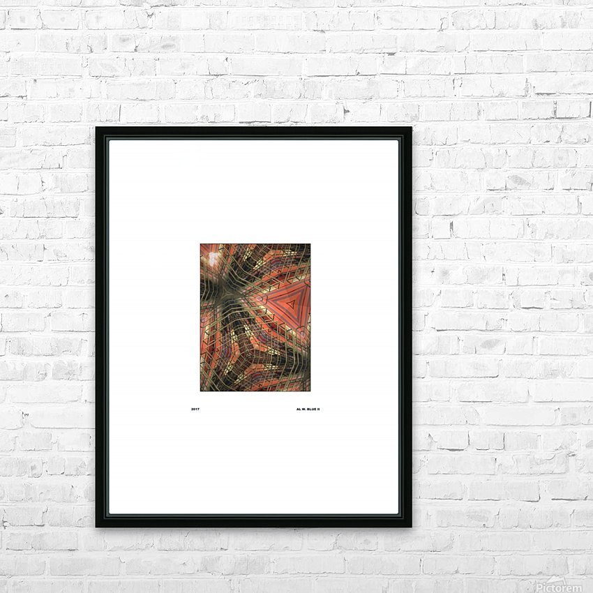 BLUEPHOTOSFORSALE 031 HD Sublimation Metal print with Decorating Float Frame (BOX)