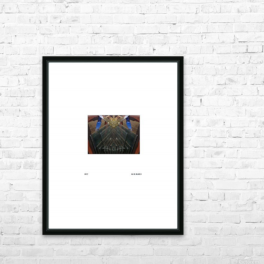 BLUEPHOTOSFORSALE 032 HD Sublimation Metal print with Decorating Float Frame (BOX)