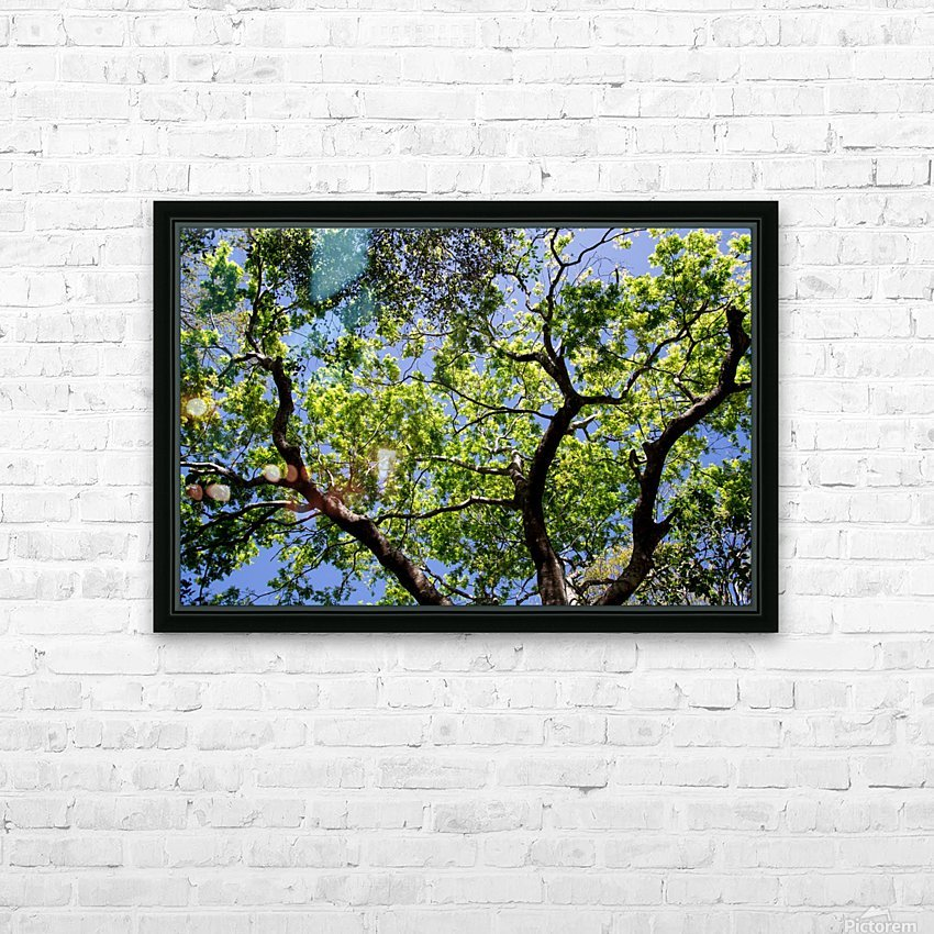 Puissance HD Sublimation Metal print with Decorating Float Frame (BOX)