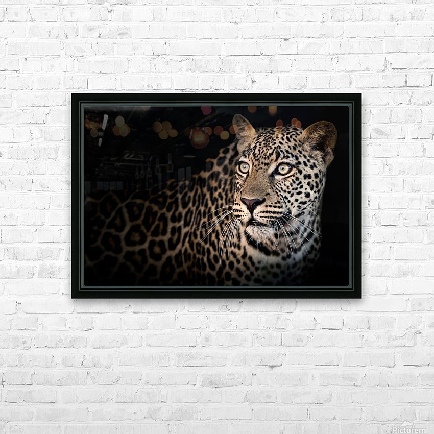 ELUSIVE HD Sublimation Metal print with Decorating Float Frame (BOX)