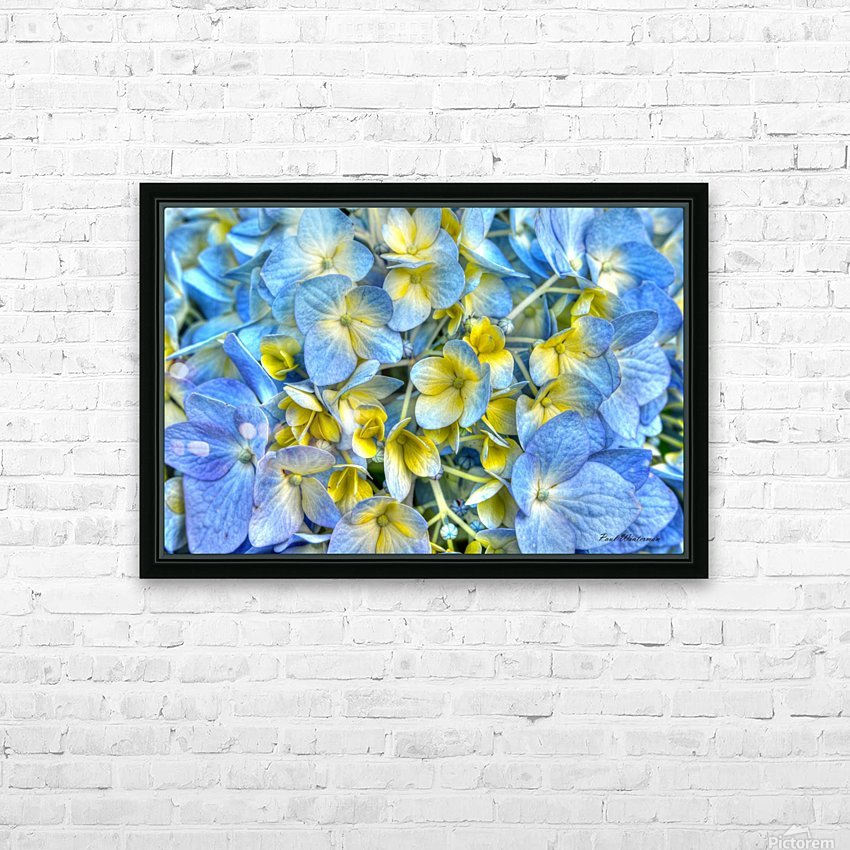 2_Rhapsody Blue HD Sublimation Metal print with Decorating Float Frame (BOX)
