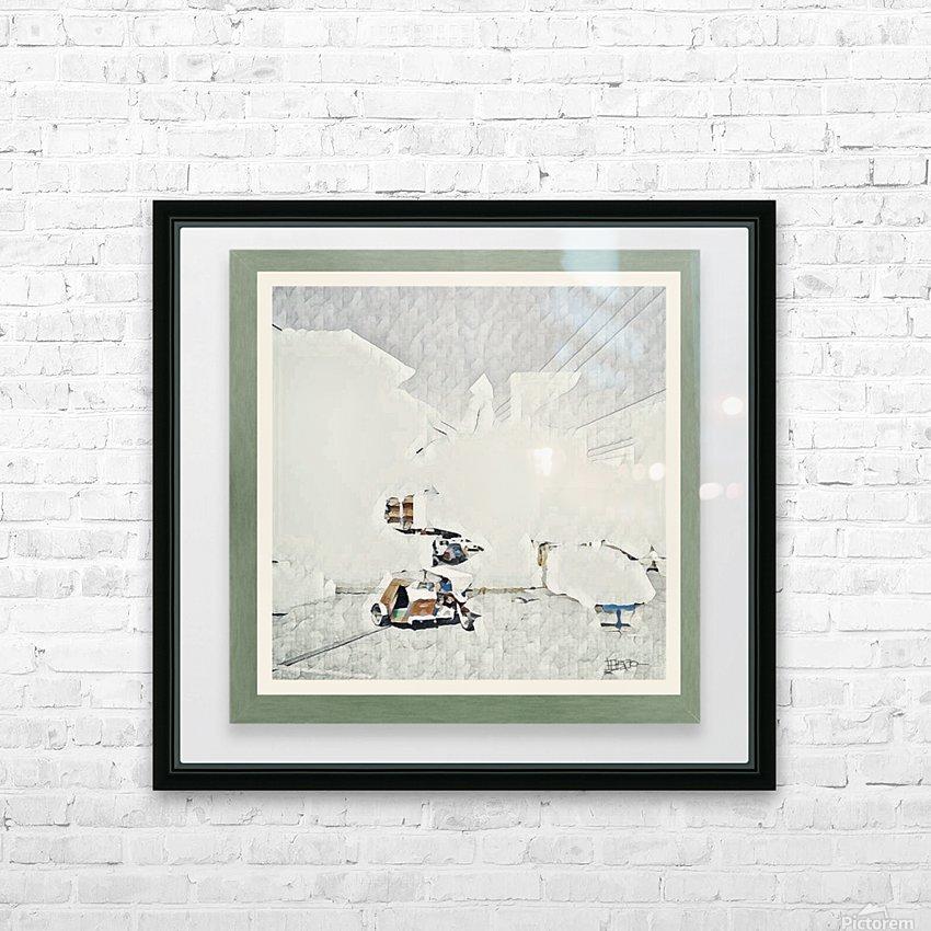 Roadrunner ng Bustillos HD Sublimation Metal print with Decorating Float Frame (BOX)