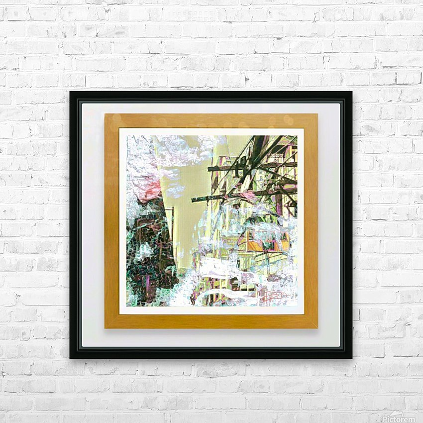 Pananaginip sa Doroteo HD Sublimation Metal print with Decorating Float Frame (BOX)