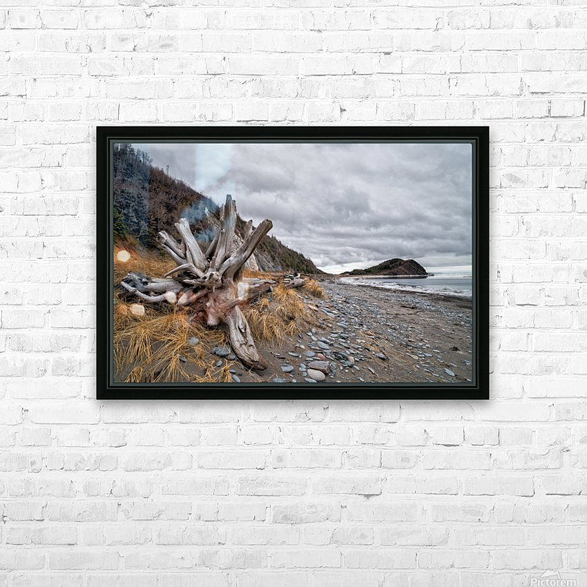 Deadwood at la Bloc HD Sublimation Metal print with Decorating Float Frame (BOX)