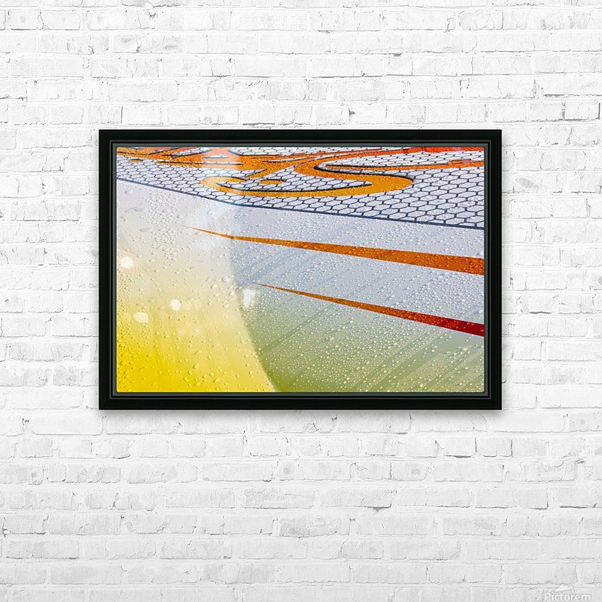 From the Right HD Sublimation Metal print with Decorating Float Frame (BOX)
