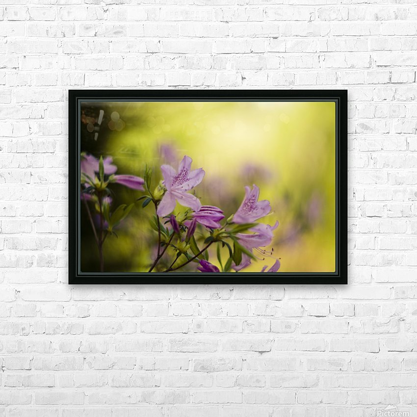 0239 HD Sublimation Metal print with Decorating Float Frame (BOX)
