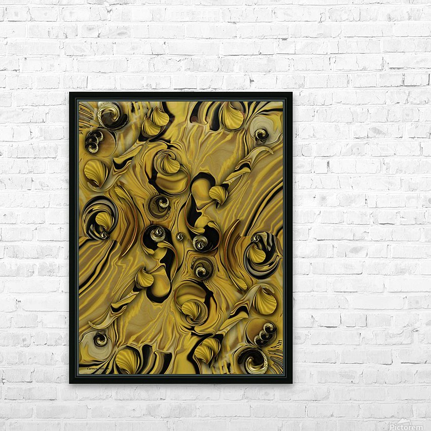 Theme From Indestructible Metamorphosis HD Sublimation Metal print with Decorating Float Frame (BOX)