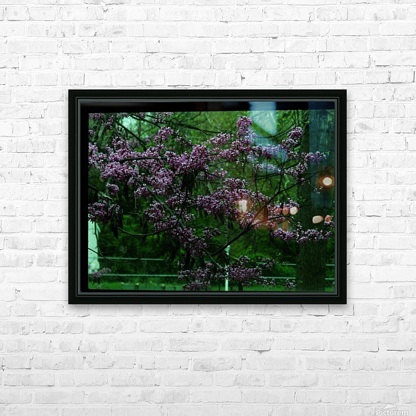 A (15) HD Sublimation Metal print with Decorating Float Frame (BOX)