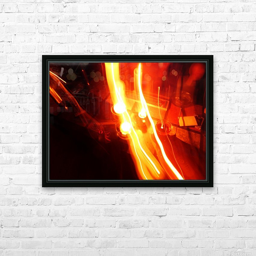 sofn-21B5E928 HD Sublimation Metal print with Decorating Float Frame (BOX)