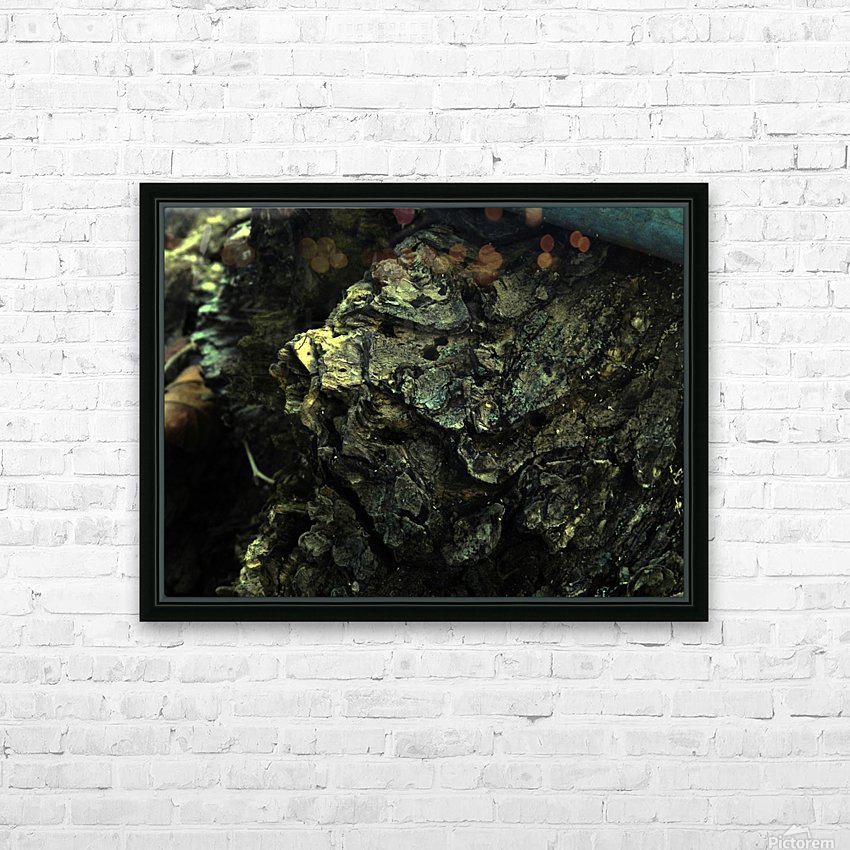 B (3) HD Sublimation Metal print with Decorating Float Frame (BOX)