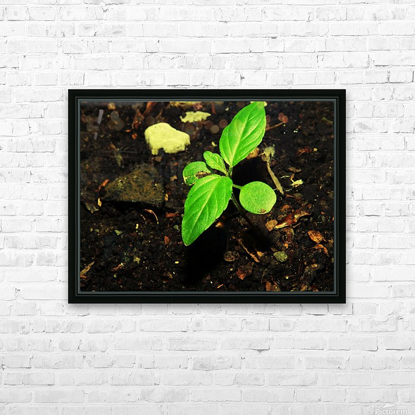 sofn-16FB61B2 HD Sublimation Metal print with Decorating Float Frame (BOX)