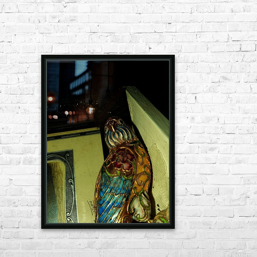 sofn-4C7FC1AC HD Sublimation Metal print with Decorating Float Frame (BOX)