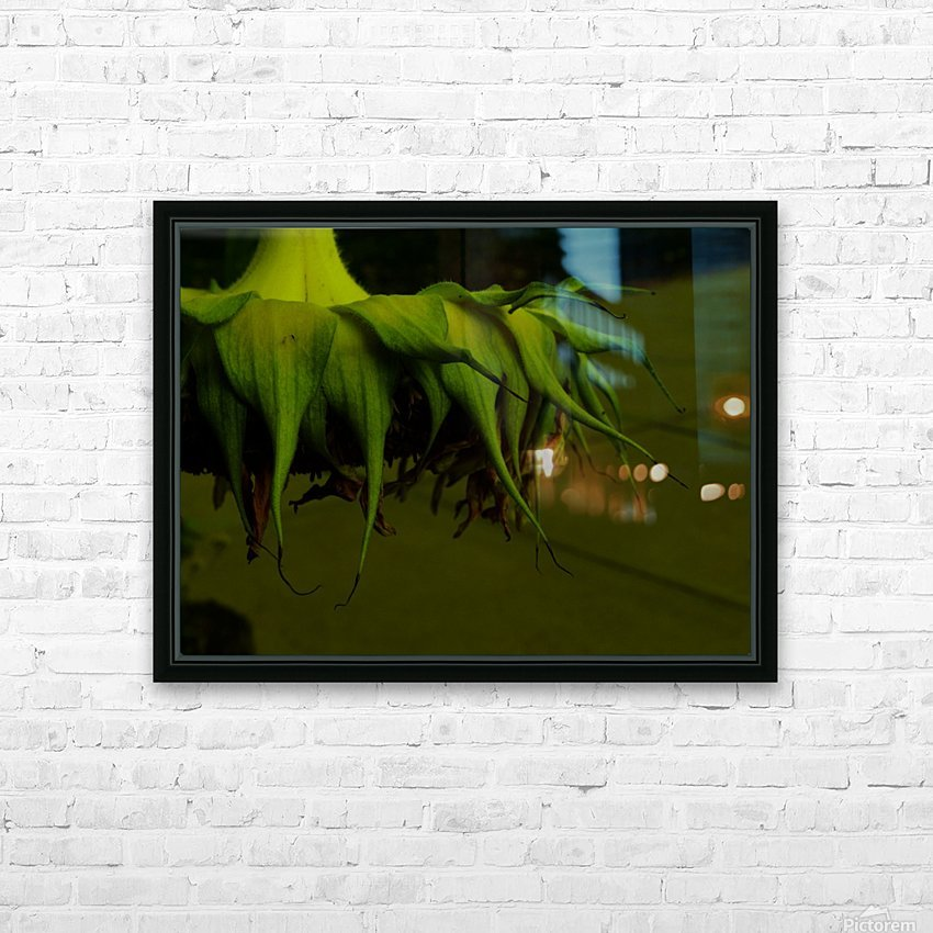 D (13) HD Sublimation Metal print with Decorating Float Frame (BOX)